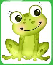 Znalezione obrazy dla zapytania żabki grafika